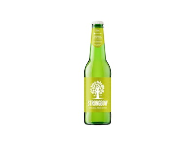 Strongbow Classic Pear Cider Bottle 355mL