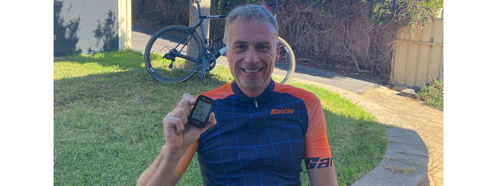 Bryton - Riding with the Bryton 420 GPS Cycling Computer