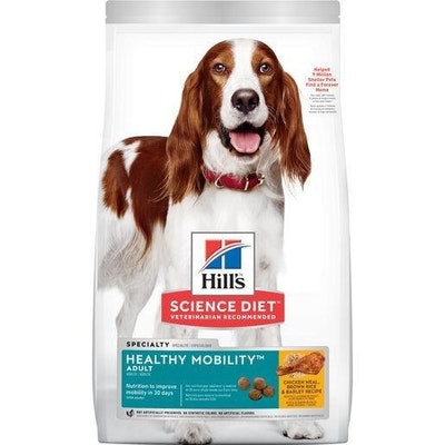 Hills Hill's Science Diet Healthy Mobility Adult Dry Dog Food 12kg