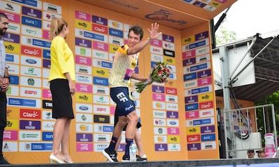Rigó se Llevó por Delante la Inauguración del Tour Colombia 2.1