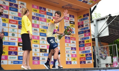 Rigo se Llevó por Delante la Inauguración del Tour Colombia 2.1