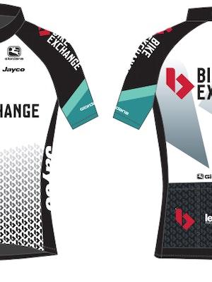 Giordana Team BikeExchange Vero PRO Short Sleeve Jersey