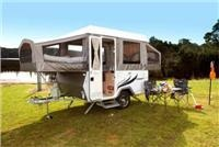 Jayco Swift Camper aimed at small car owners in Australia and New Zealand