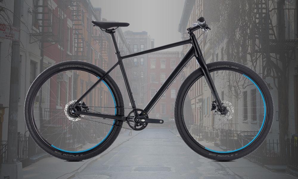 Cube Urban best urban belt drive bikes for 2018