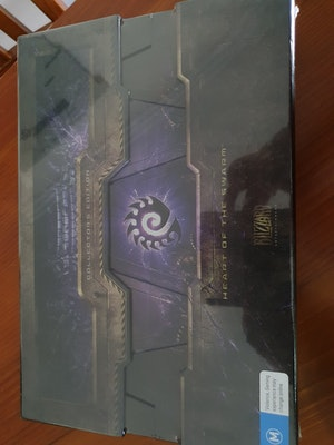 StarCraft 2 - Heart of the Swarm Collector's Edition