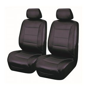 Universal El Toro Series Ii Front Seat Covers Size 30/35 | Black/Black