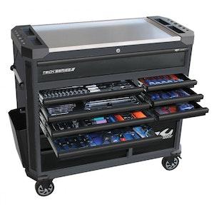 Tool Kit 268 Piece Metric/SAE Roller Cabinet SP52635D