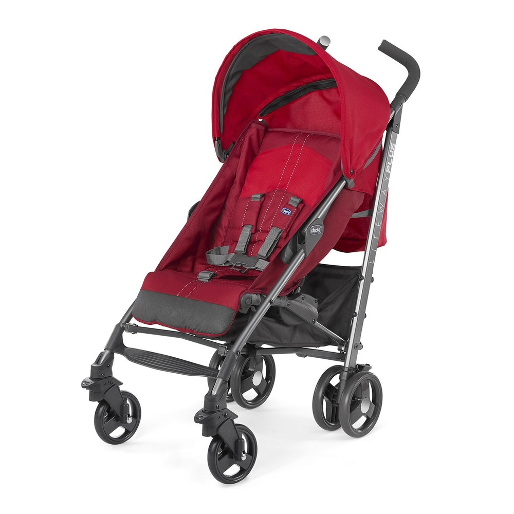Chicco Liteway 2 Stroller Red | Compact for sale in