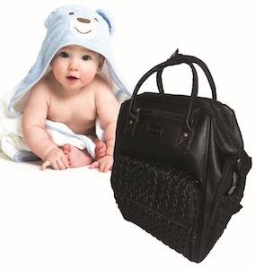 LaTASCHE Elegance Backpack - Black