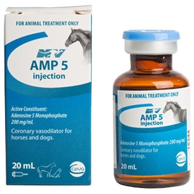 CEVA A. M. P. 5 Muscle Cramp Fatigue Horse 20ml