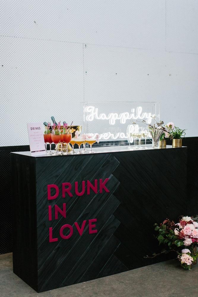 Industrial Wedding Ideas LENZO