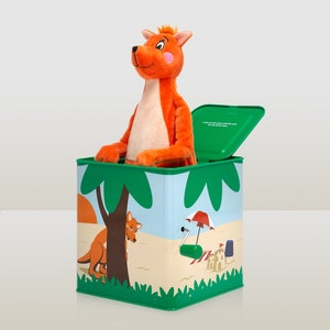 Mizzie the Kangaroo Musical Hop Out Mizzie - Music Box