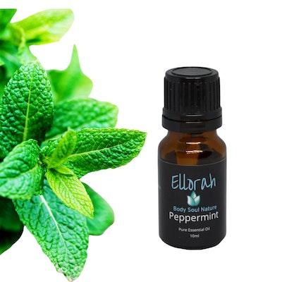 Ellorah Peppermint Essential Oil 10ml