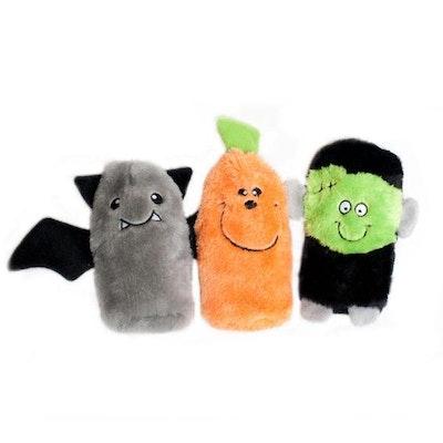 Zippy Paws Squeakie Buddies Halloween