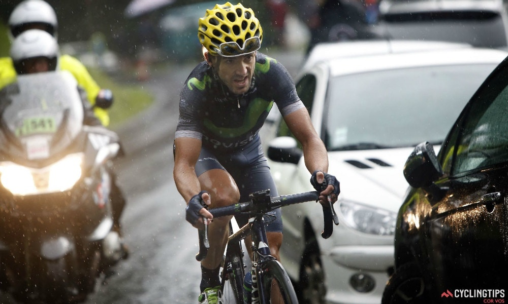 Fearless Izagirre Captures Stage Victory