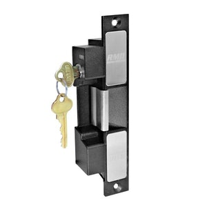 Ross RMD 12V Electric Strike With Key Lockout Feature-Fail Safe Model 32000ABK12N