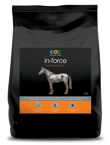 EAC Animal Care In-Force Mycotoxin Binder For Horses - 20% OFF LAUNCH OFFER