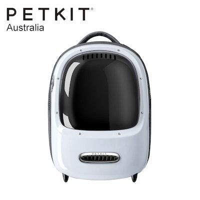PETKIT Evertravel   Cat Backpack   White