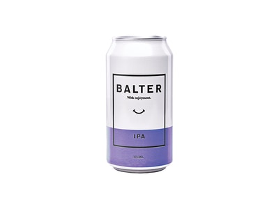Balter IPA Can 375mL