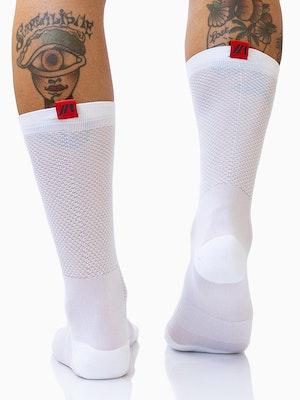 Twenty One Cycling Factory Lightweight Socks - White - Unisex