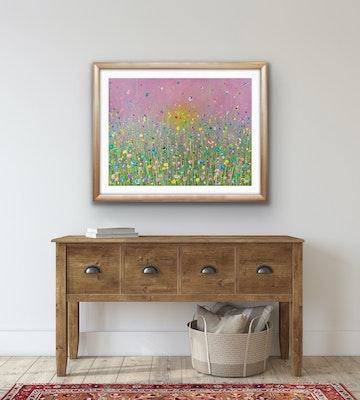 Fiona Adams Artwork Goodness to me - Landscape Print