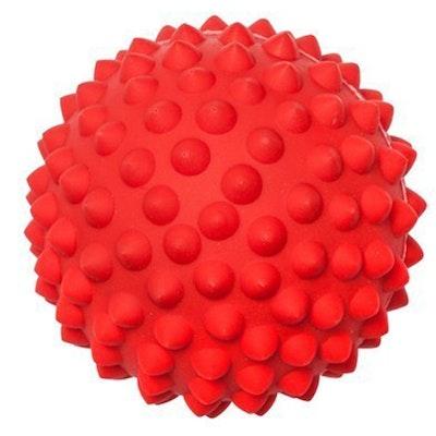 Aussie Dog Catch Ball Interactive Toy Fetch Catch Hard Red