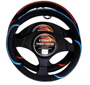 Phoenix Steering Wheel Cover - Blue