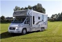 Fiat based Jayco Optimum motorhome