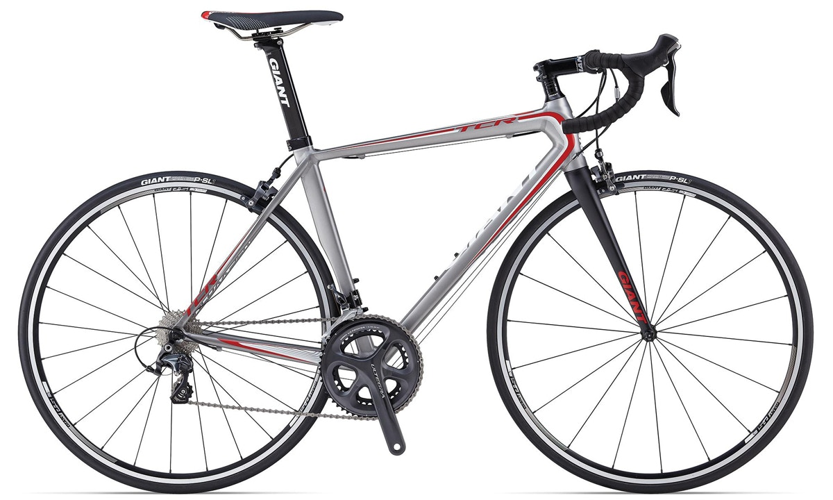 Giant TCR SLR 1 2014 - Road Bike Overview