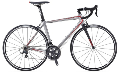 Giant TCR SLR 1 2014 - Road Bike Overview