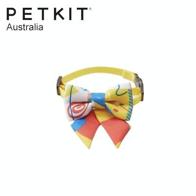PETKIT Pet Bow Tie Collar - Weave Dream