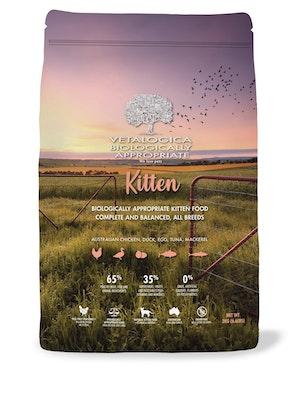 Vetalogica Biologically Approved Kitten Food 3kg