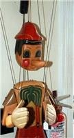 Woodcraft Shop Pinnochio