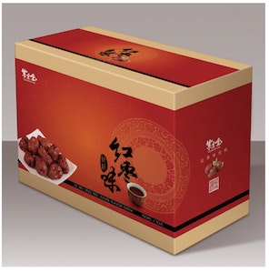 Taste for Life (Zi Jin Tang) 紫金堂澳洲 • VIC SA Imperial Red Jujube Tea