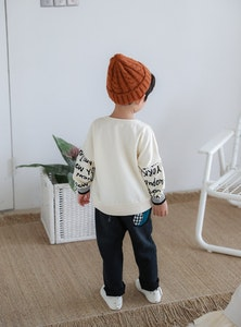 Leaves Jeans (2-7yrs old)