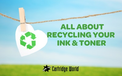 Everything You Need To Know About Recycling Printer Cartridges