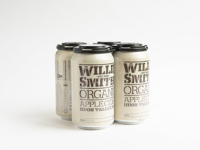 Willie Smith Organic Cider 4 Pack