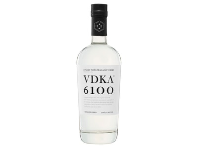 Vdka 6100 Vodka 750mL