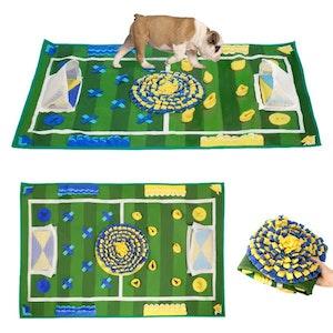 DoggyTopia Soccer Field Snuffle Mat