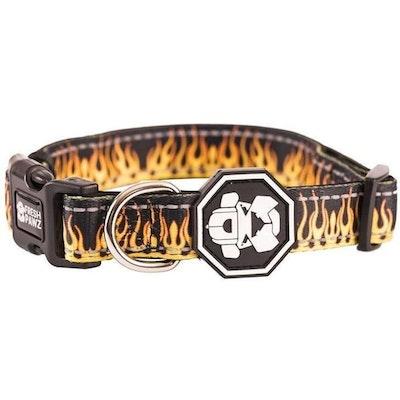 Fresh Pawz USA Flame Thrower | Collar