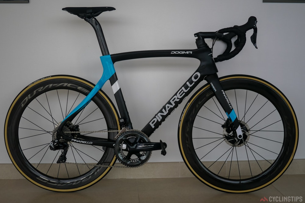 Team Sky Shimano Dura Ace 2017
