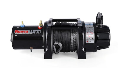 11XS Premium 12V with Synthetic Rope