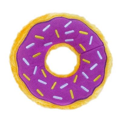 Zippy Paws Donutz - Grape Jelly