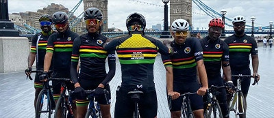 THE BLACK CYCLISTS NETWORK – BREAKING DOWN BARRIERS AND FORGING A NEW PATH IN CYCLING