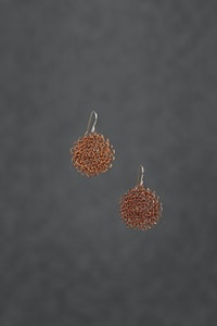 PAMdesigned Small Copper Wire - Pam Earrings 2021
