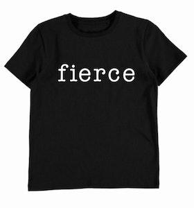 Fierce Tee - Black