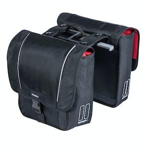 Basil Sport Design Double Bag MIK 32L Black