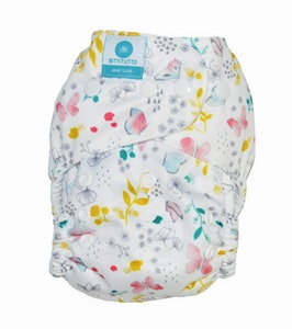 Tutto - One Size Fits Most PUL Nappy: Papillon