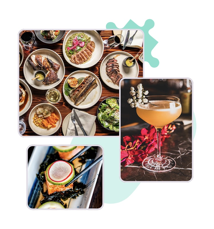Photography for bars and restaurants