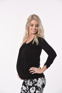 Sprout Maternity Secret Top